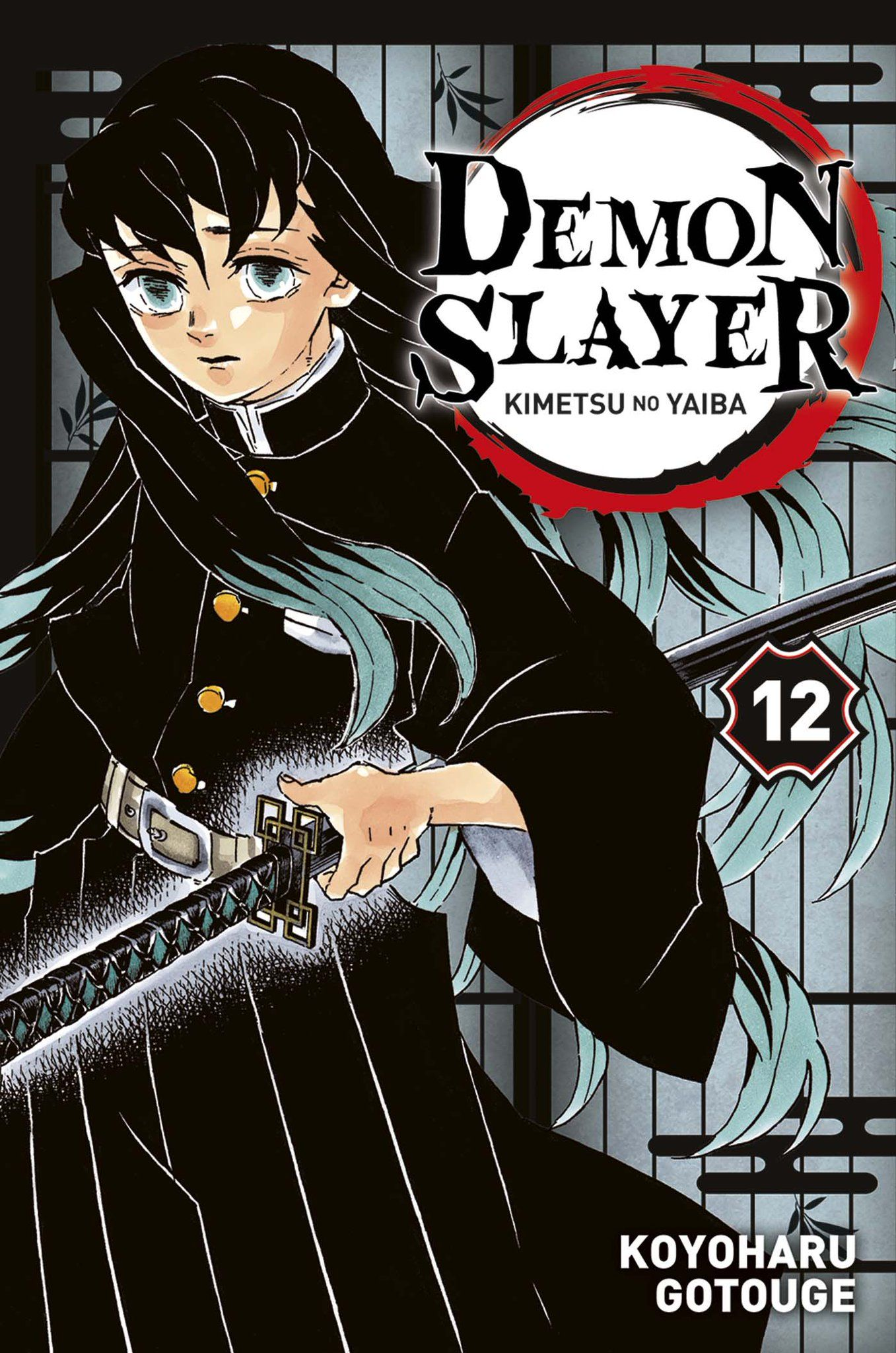 Demon Slayer Vol.12