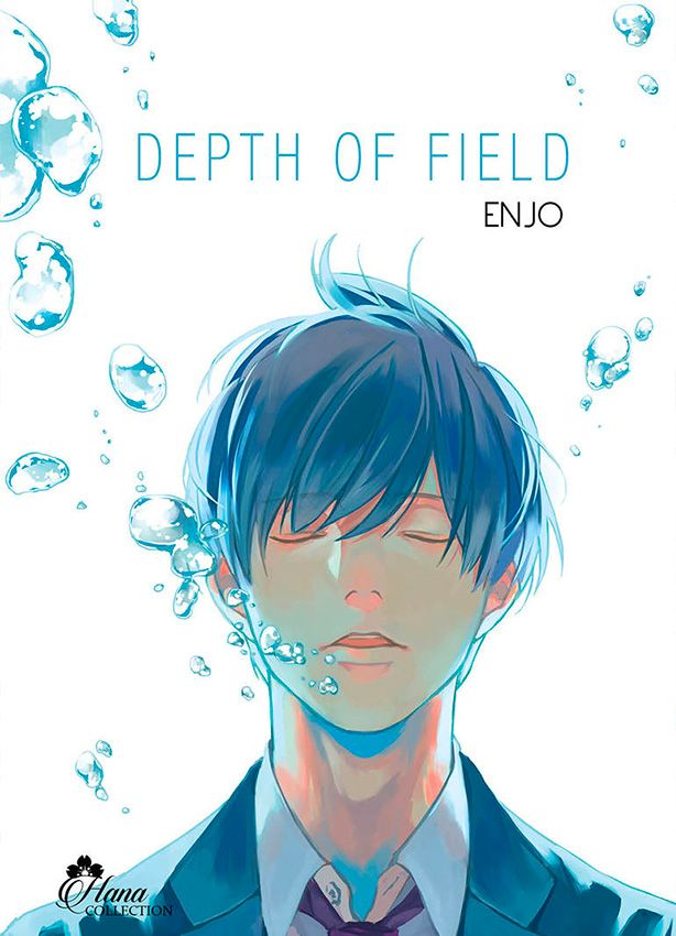 Manga - yaoi - Depth of Field Vol.1