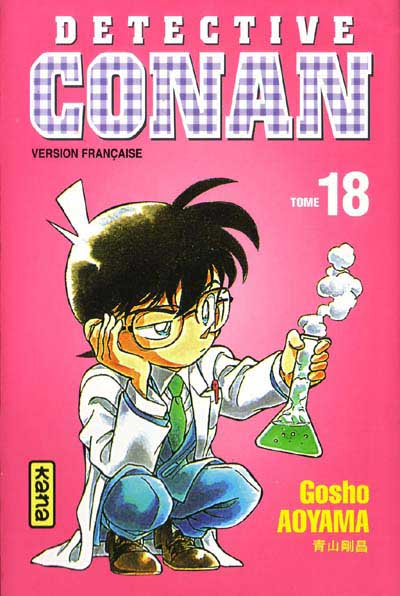 Détective Conan Vol.18