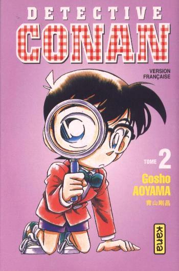 Détective Conan Vol.2