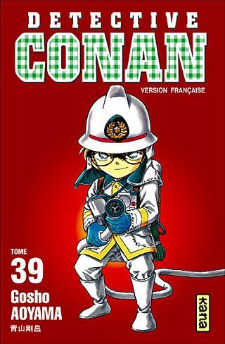 Détective Conan Vol.39