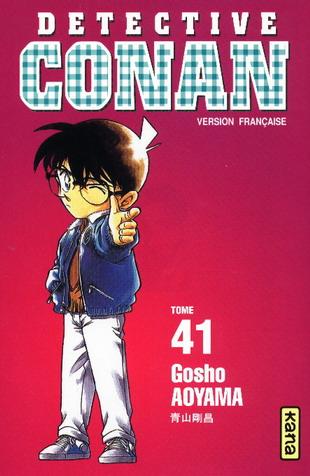 Détective Conan Vol.41