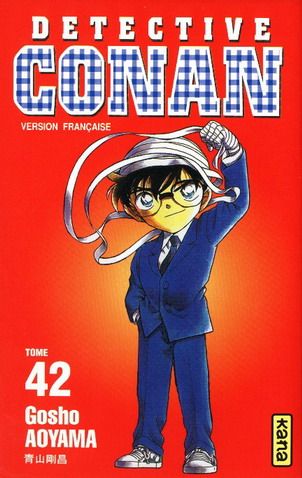 Détective Conan Vol.42