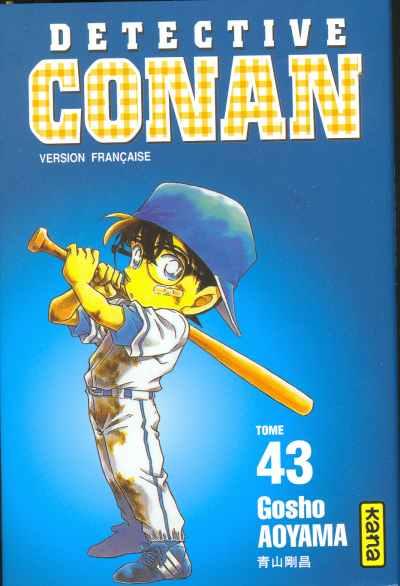 Détective Conan Vol.43