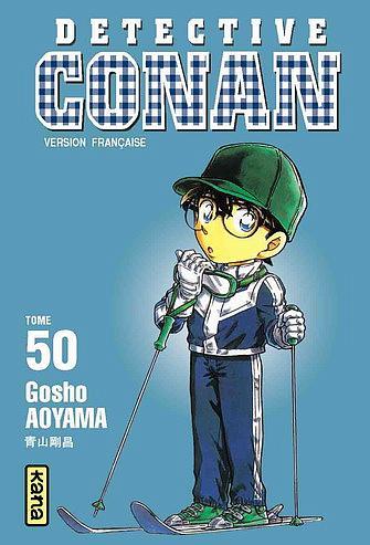 Détective Conan Vol.50