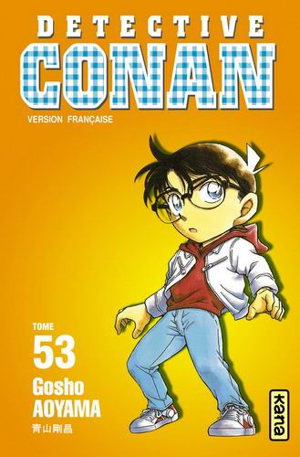 Détective Conan Vol.53