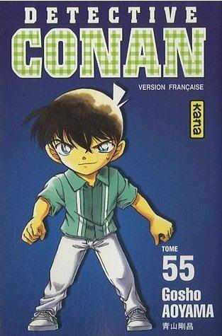 Détective Conan Vol.55
