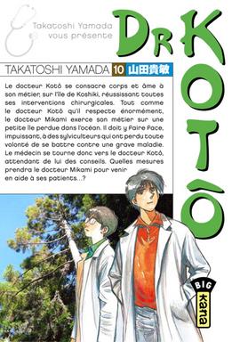 Dr Kotô Vol.10