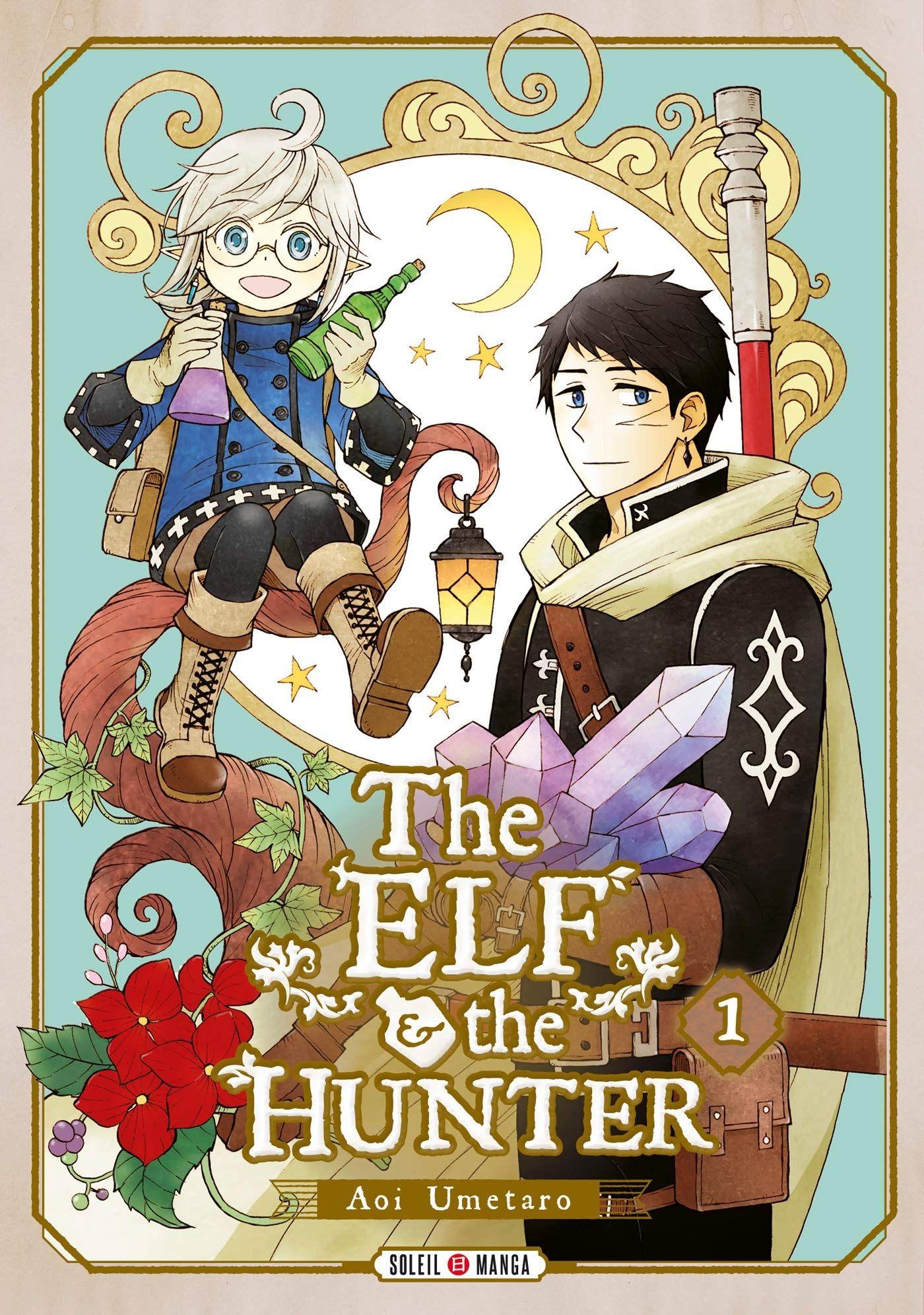 Sortie Manga au Québec JUIN 2021 Elf_and_the_Hunter_1_soleil