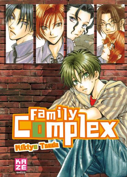 [Manga]Family Complex Family-complex-kaze-manga