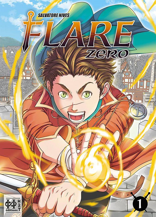 Flare Zéro Vol.1
