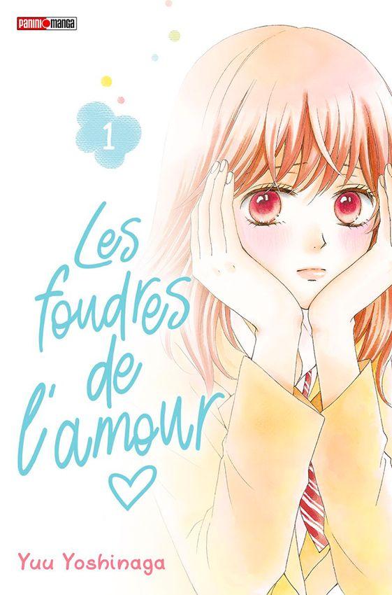 Manga - Manhwa - Foudres de l'amour (les) Vol.1
