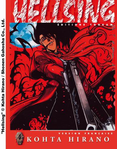 Hellsing Vol. 3 by Kohta Hirano (2004, Paperback)