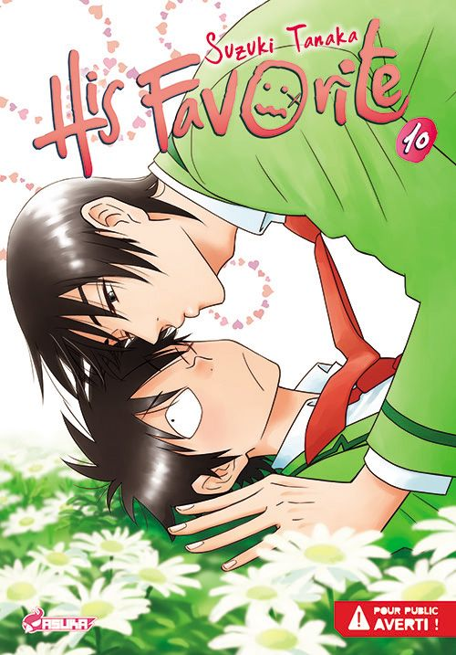 His Favorite Vol.10