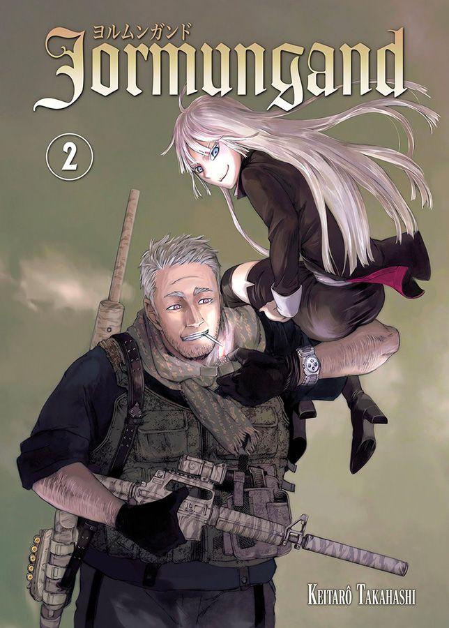 Jormungand Vol.2