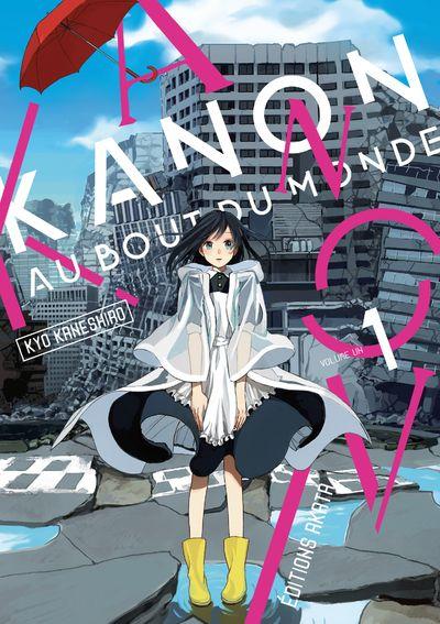 Manga - Manhwa - Kanon au bout du monde Vol.1