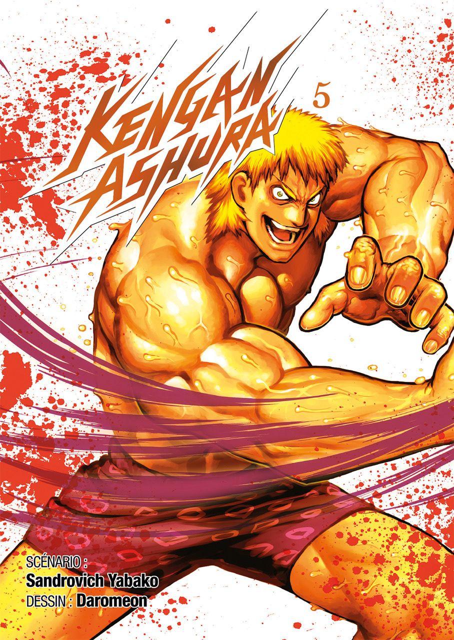 Kengan Ashura Vol.5