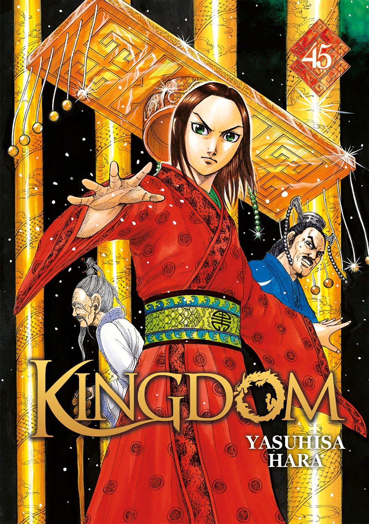 Kingdom Vol.45