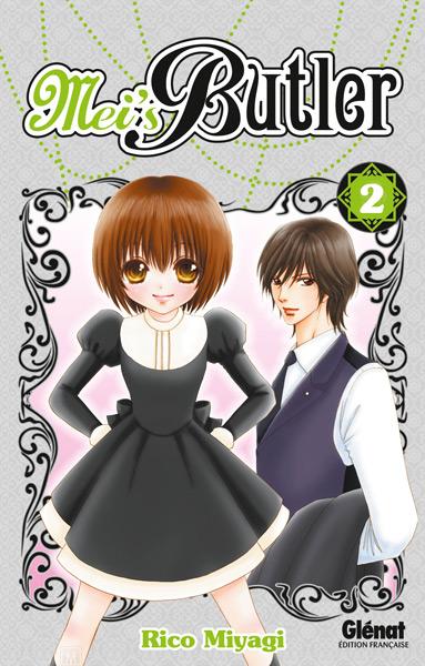 [manga] Mei's Butler Mei-s-Butler-2-glenat