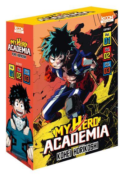 My Hero Academia - Coffret starter (2018)