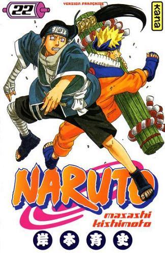 Naruto Vol.22