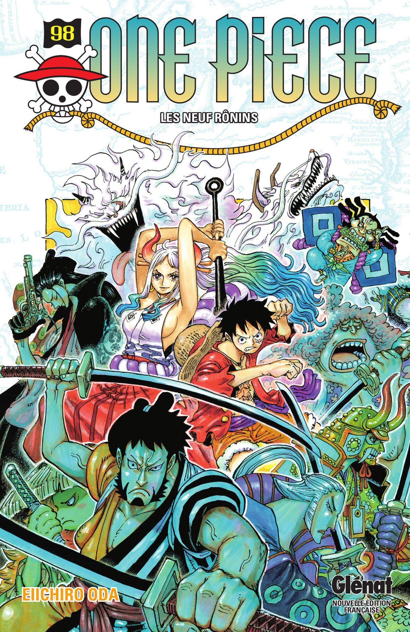 One Piece Vol.98