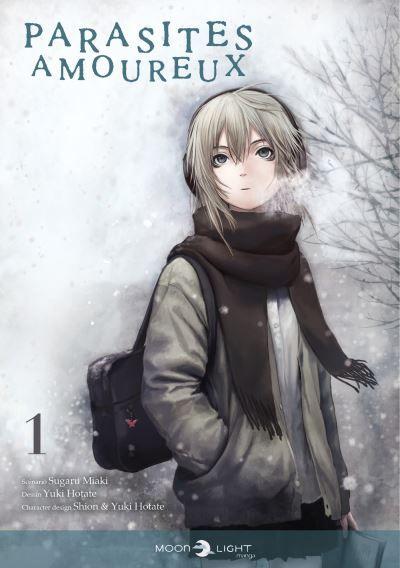 Manga - Manhwa - Parasites Amoureux Vol.1