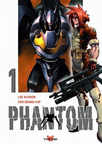 Phantom Vol.1