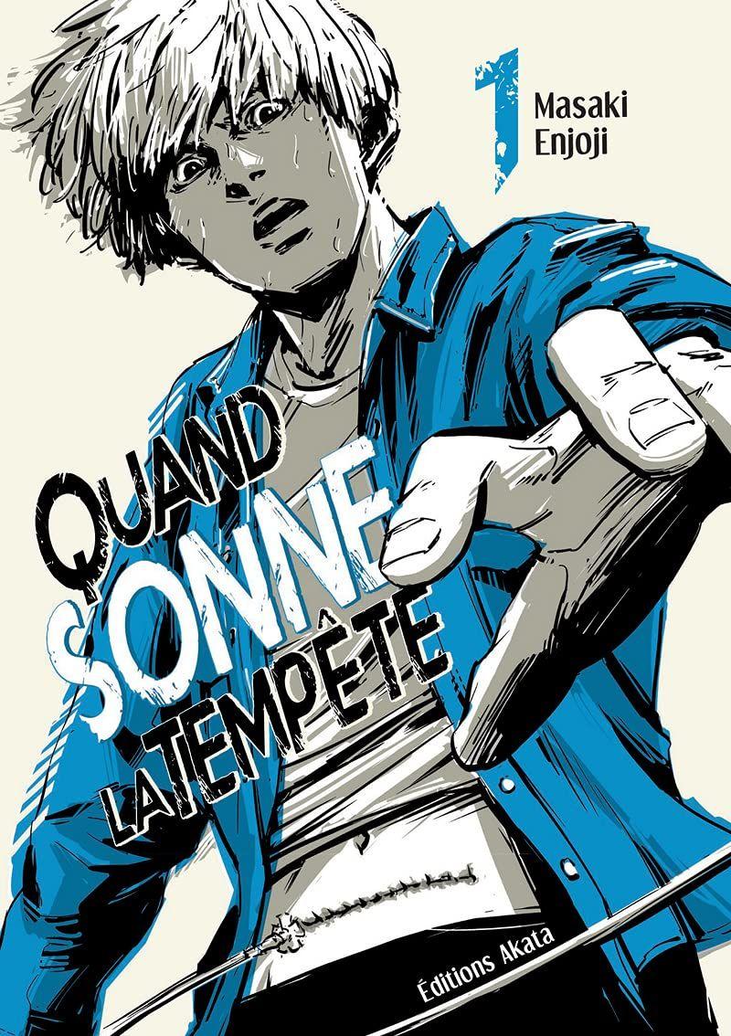 Sortie Manga au Québec JUILLET 2021 Quand_sonne_la_tempete_1_akata