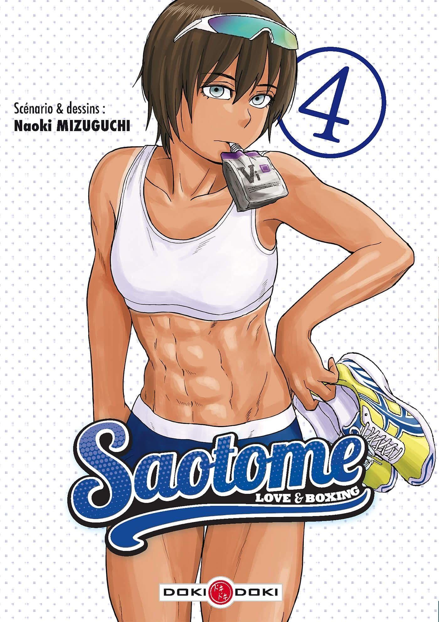 Saotome - Love & Boxing Vol.4