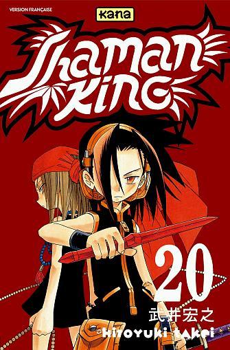 Shaman king Vol.20