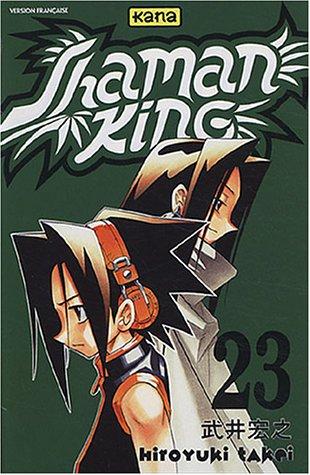 Shaman king Vol.23