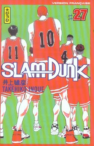 Slam dunk Vol.27