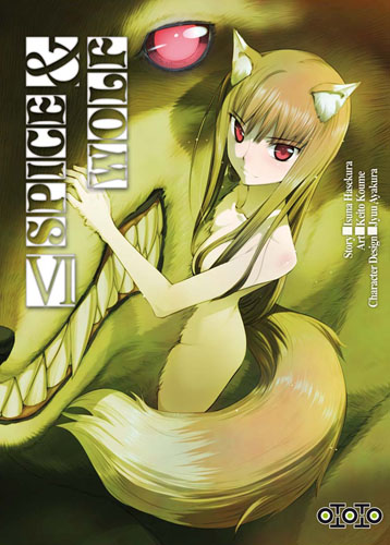 Spice and Wolf 6 Tomes [Manga] [MULTI]