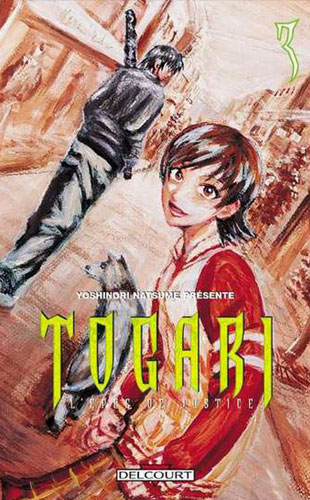 Togari Vol.3