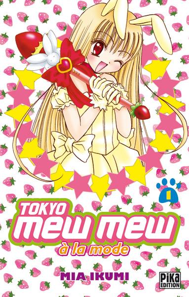 [MANGA] Tokyo Mew Mew A la Mode TokyoMewMewAlamode1