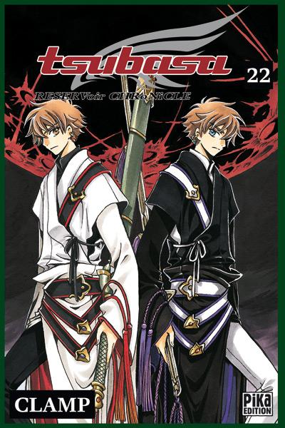 Tsubasa RESERVoir CHRoNiCLE Vol.22