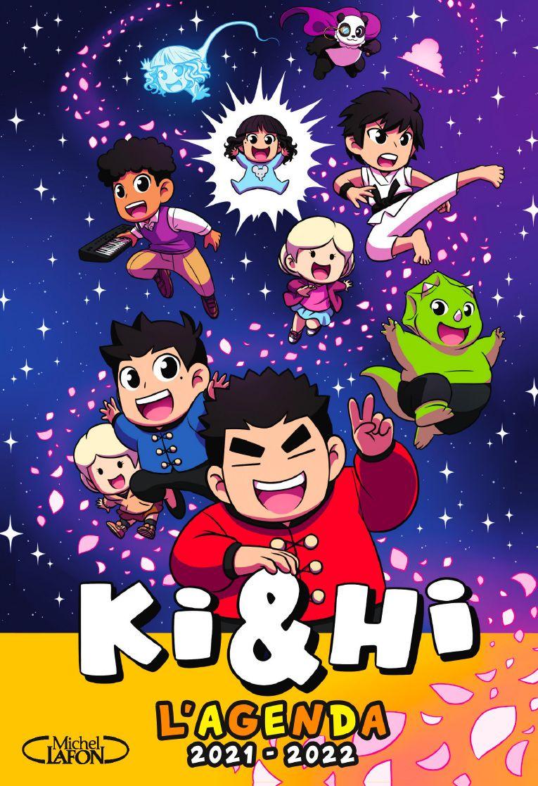 Sortie Manga au Québec JUIN 2021 Agenda-ki-hi-2021-2022