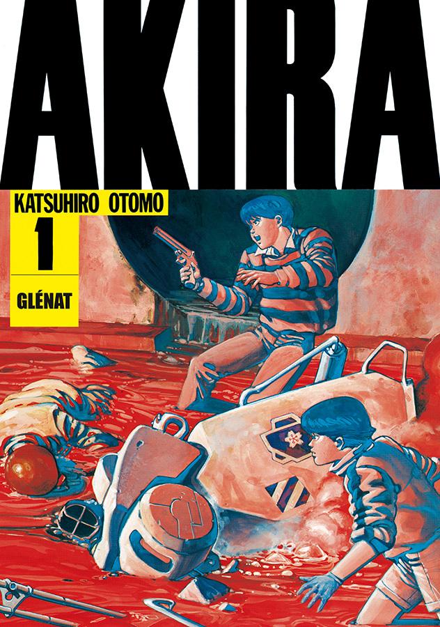 Tu lis quoi en ce moment ? Livre / Comics / Manga / BD... - Page 3 Akira-edition-originale-1-glenat
