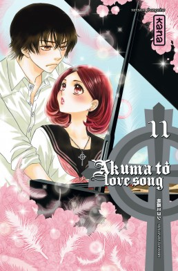 Akuma to love song Vol.11