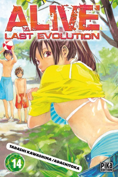 [MANGA] Alive Last Evolution (Alive - Saishuu Shinka teki Shounen) Alive-last-evolution-14-pika