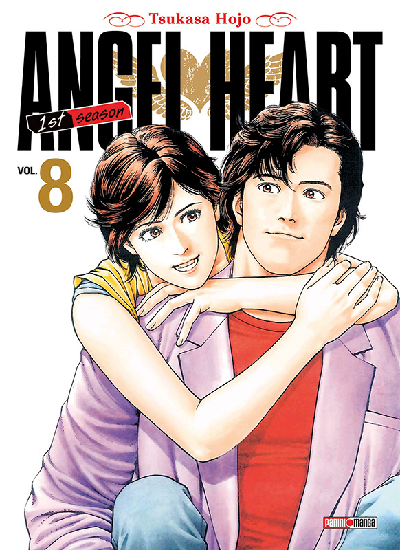Angel Heart - 1st Season Vol.8