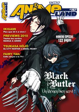 Animeland Vol.157