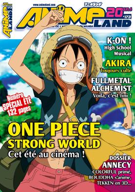 Animeland Vol.173