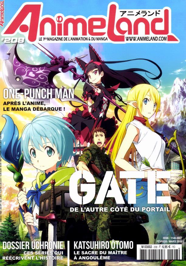 Animeland Vol.208