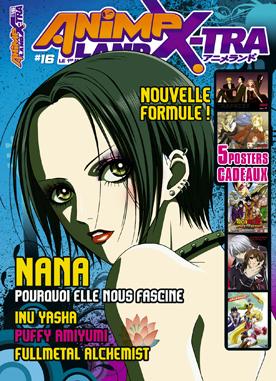 N°16 (spécial nana) Animeland-xtra-16