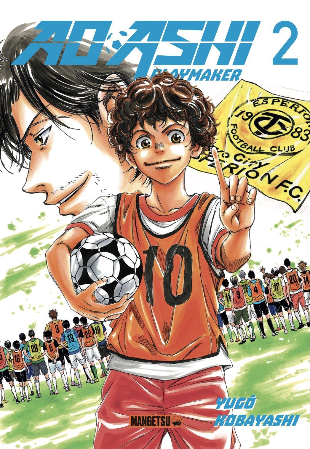 Sortie Manga au Québec JUIN 2021 Ao-ashi-2-mangetsu