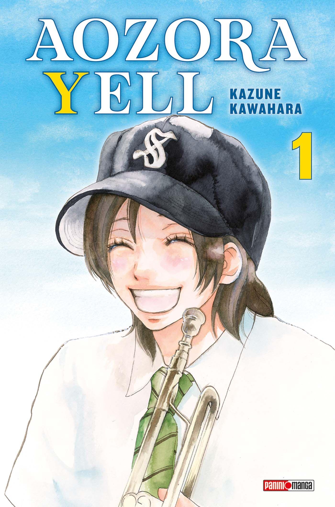 Manga - Manhwa - Aozora Yell - Un amour en fanfare Vol.1
