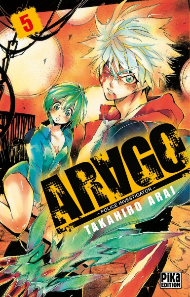 Arago Vol.5
