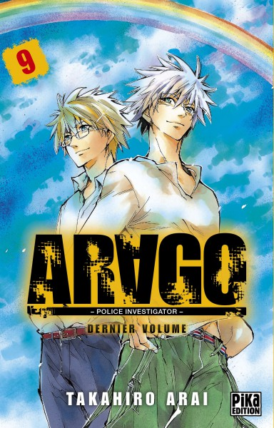 Arago Vol.9